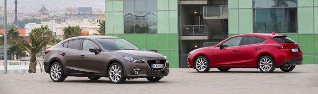 Mazda3 gama